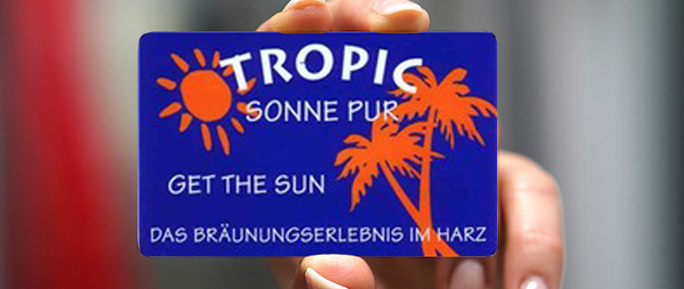 Tropic Sonnenkarte Bad Sachsa